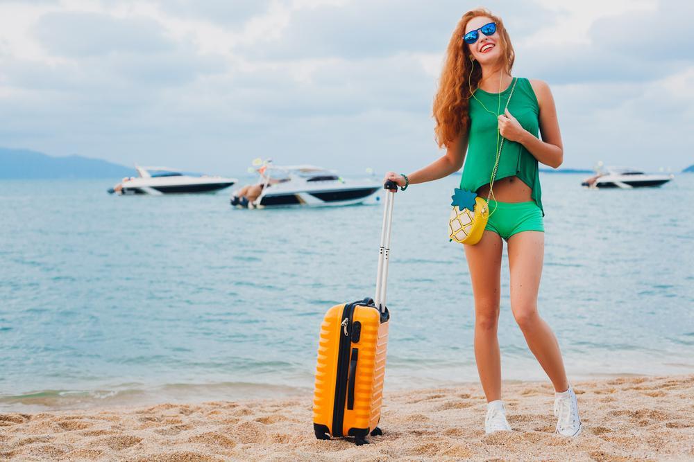 Чек-лист: список вещей, которые необходимо взять с собой для пляжного отдыха