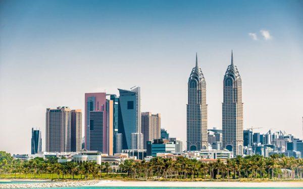 Акция в ОАЭ
