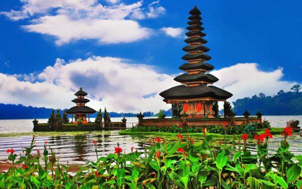 Акция на о.Бали